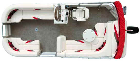 Sunchaser Pontoon Boat Ohio Dealer !